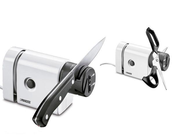 Princess afilador cuchillos princess 492900 electric multi sharpener 20 w - Cocedor al vapor jata ...
